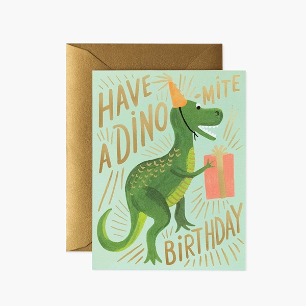 DINO-MITE BIRTHDAY CARD_RPSS2105