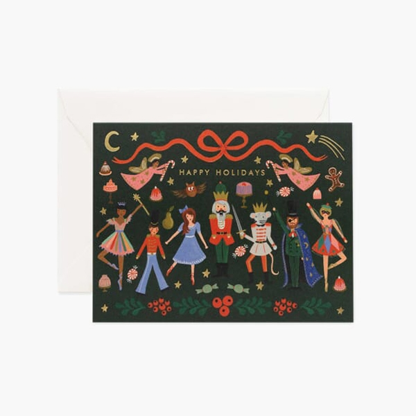 Nutcracker Ballet Card_RPGCX058